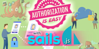 Authorization Is Easy With Sails