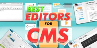 Editors For A Cms