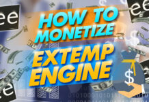 How To Monetize Extemp Engine