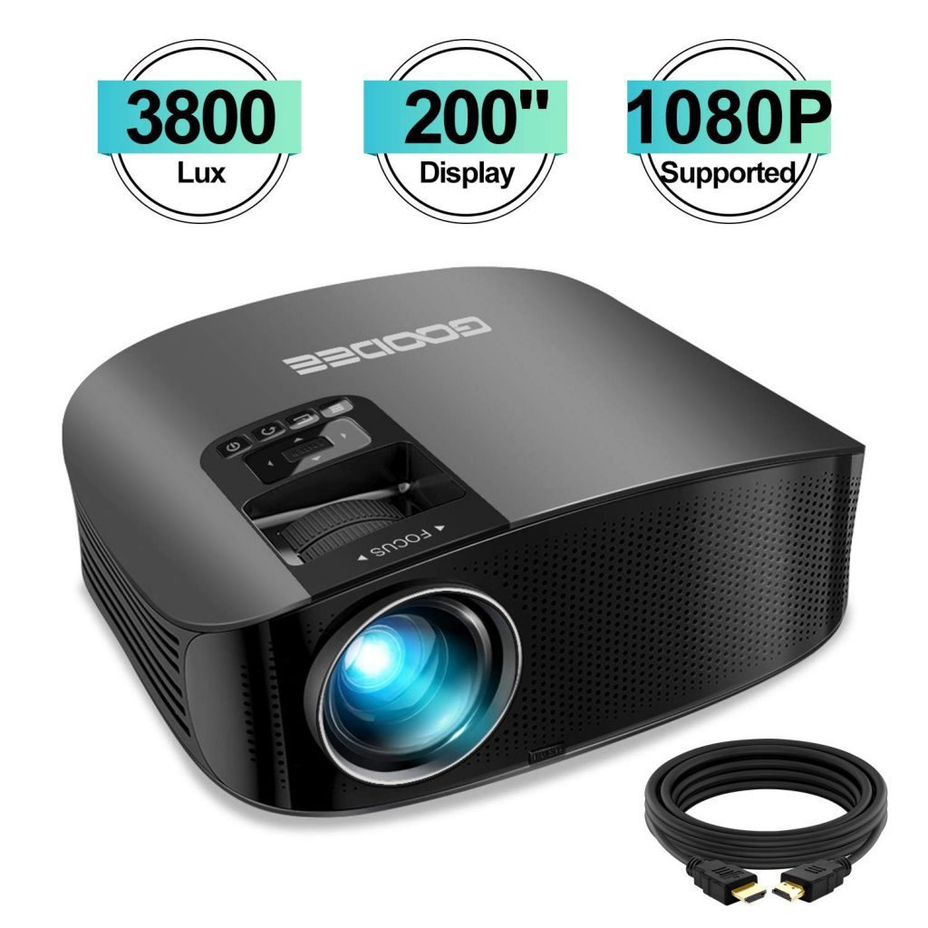 Goodee video projector
