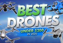Best Drones Under 200$ In 2020