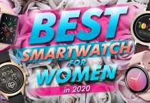 Best Smartwatch For Women In 2020