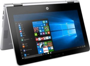 HP Pavilion X360 HD 2 in 1 laptop