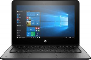 HP ProBook x360 11 inch laptop