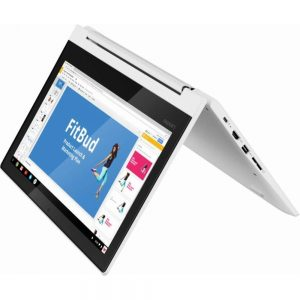 Lenovo 11.6 inch HD IPS Touchscreen 2-in-1 Chromebook