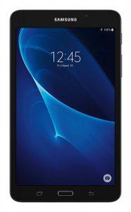 """A 7"""" Samsung Galaxy Tab"""