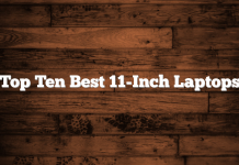 Top Ten Best 11-Inch Laptops