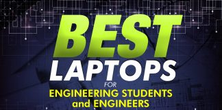 5 Best Laptops For Engineering Students And Engineers - 2020 Buyer's Guide