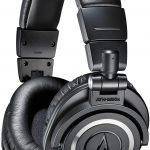 Audio Technica ATH-M50X Mixing Headphone