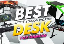 Best Battle Station Worthy Desks For Gaming