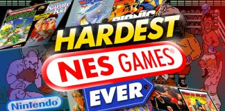 Hardest Nes Games Ever