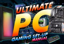 The Ultimate Pc Gaming Set Up Manual