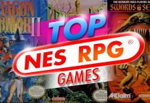 Top Nes Rpg Games