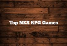 Top NES RPG Games