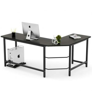 Tribesigns Modern L-Shaped Desk Corner