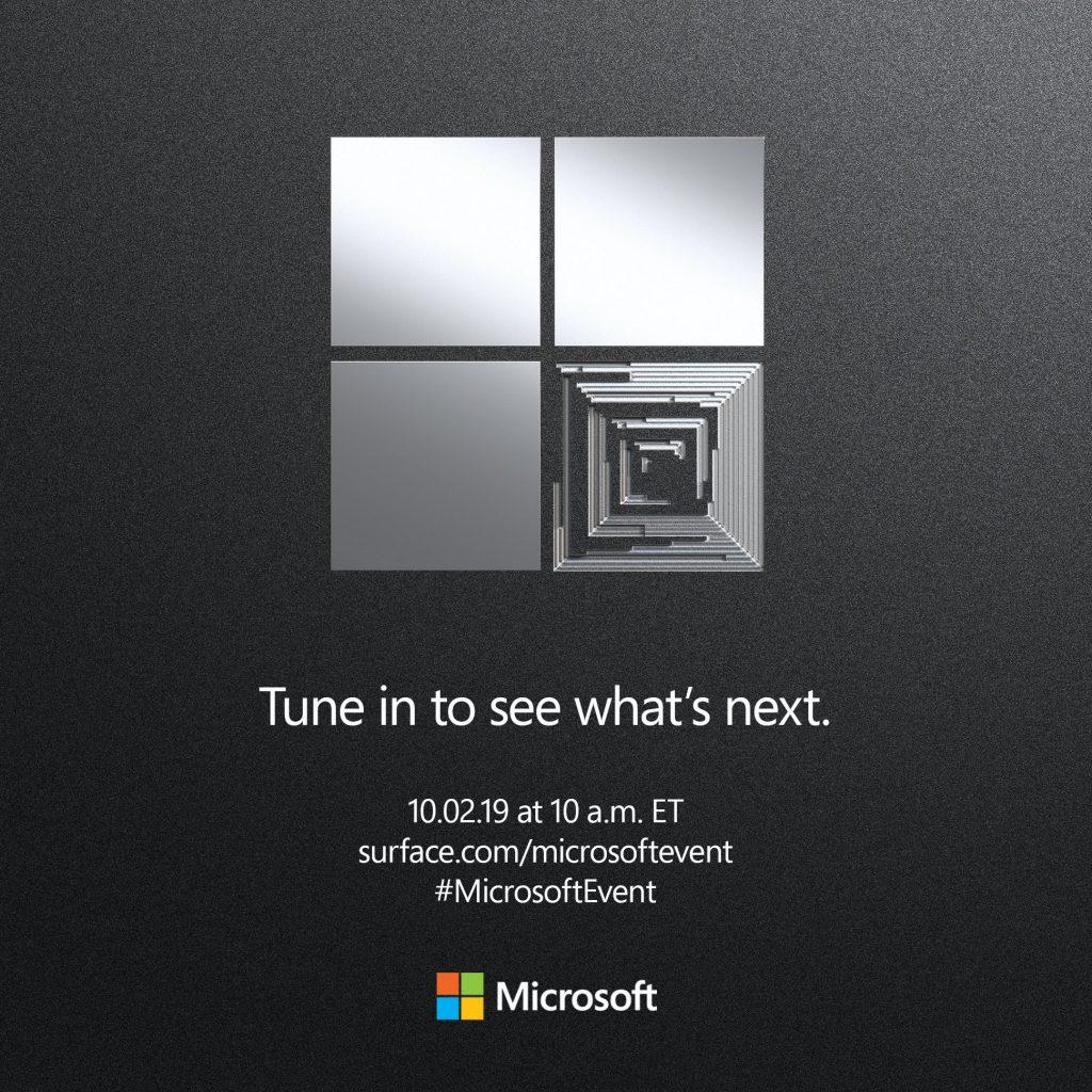 surface laptop 3 announcement