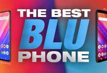 The Best BLU Phones
