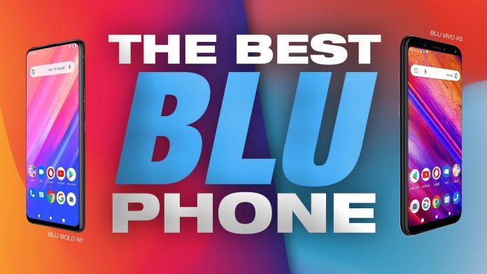 The Best BLU Phones