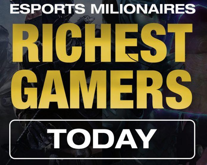 richest gamers