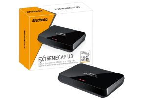AVerMedia ExtremeCap U3 Full HD USB Video Capture Card