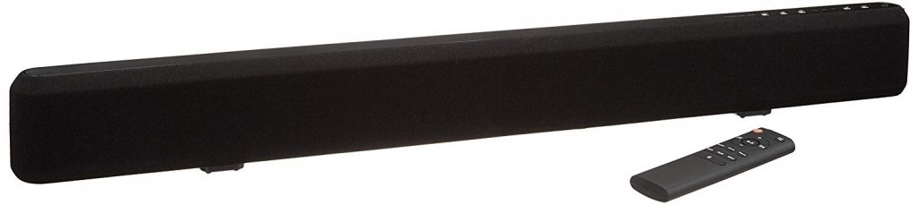 AmazonBasics 2.1 Channel Bluetooth Sound Bar