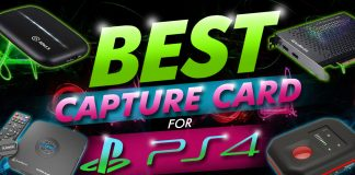 Best Capture Card For Ps4
