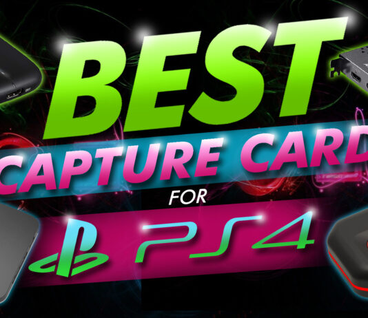 best capture card for ps4 with logos