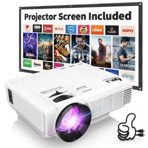 DR. J Professional HI-04 Projector Review