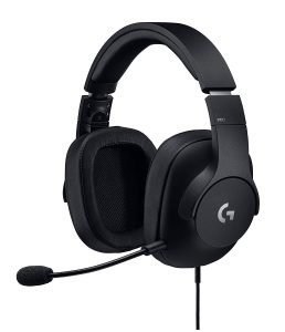 Logitech G Pro Gaming Headset with Pro Grade Mic
