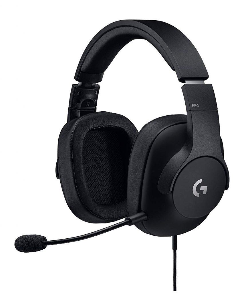 Logitech G Pro Gaming Headset with Pro Grade Mic