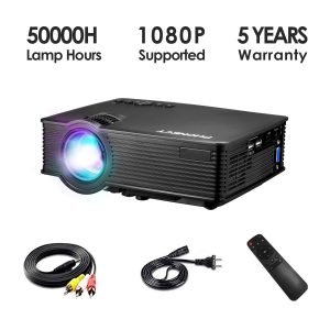 PHONECT 2400 LUX Video Projector