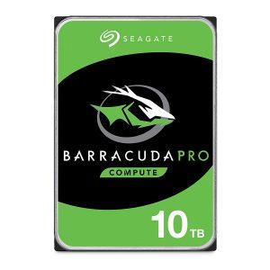 Seagate BarraCuda Pro 10TB Internal Hard Drive