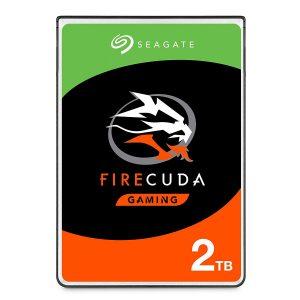 Seagate FireCuda Gaming SSHD