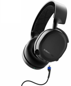 SteelSeries Arctis 3 Bluetooth - Wired Gaming Headset + Bluetooth
