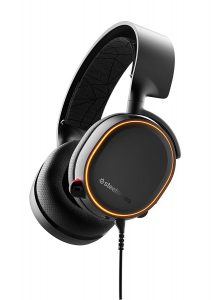 SteelSeries Arctis 5 - RGB Illuminated Gaming Headset with DTS Headphone