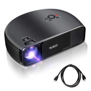 TAINIDI Video Projector