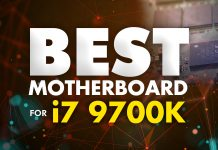 Top 10 Best Motherboard for i7 9700K