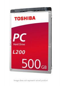 Toshiba L200 500GB Internal Hard Drive