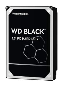 WD Black 1TB Performance Desktop Hard Disk Drive