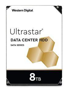 Western Digital 8TB Ultrastar HDD