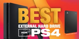 The Best External Hard Drives for the PS4