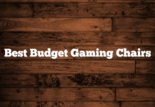 Best Budget Gaming Chairs