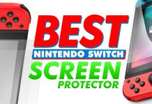 Best Nintendo Switch Screen Protector
