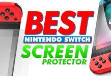Best Nintendo Switch Screen Protector