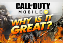 call of duty mobile why is it great
