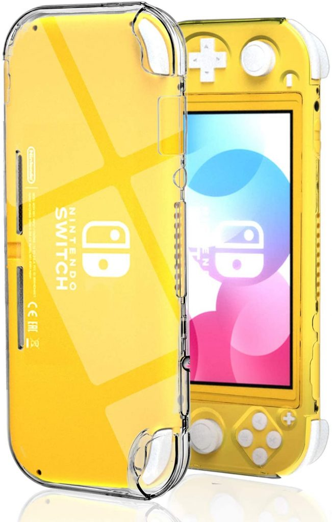 Hard Clear Case For Nintendo Switch Lite