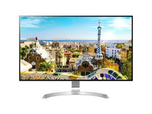 LG 27UK650-W 4K LED Xbox One X Monitor