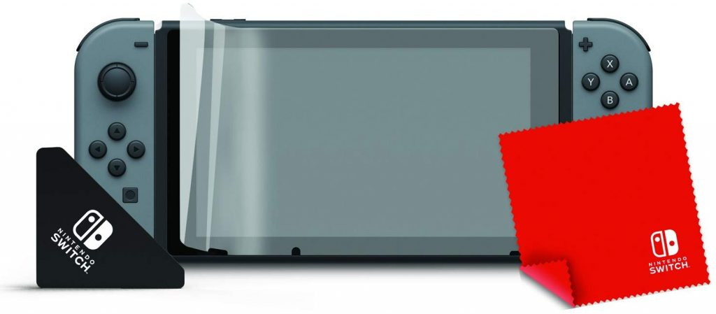 Nintendo Switch Official Screen Protection Kit
