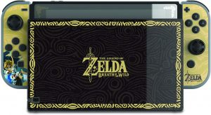 Nintendo Switch Zelda Collector's Edition Screen Protector