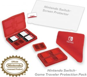RDS Nintendo Switch Game Traveler Deluxe Pack
